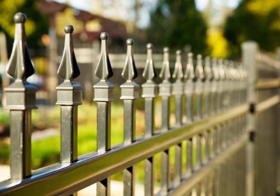 steel fences for residental